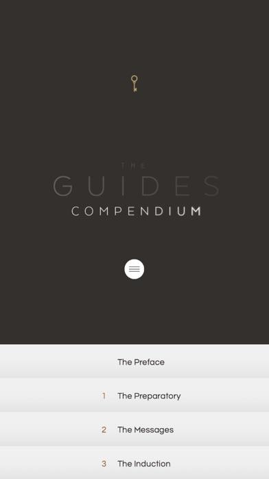 The Guides Compendium Screenshot