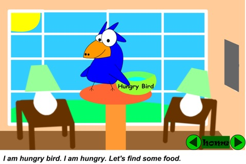 Hungry Bird Story screenshot 2