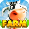 Farm Land of Ville Vegas Casino Saga Slot Machine Game farm ville