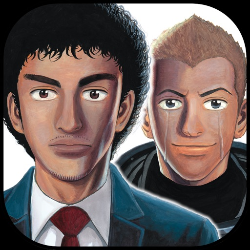 Space Brothers Official Character type diagnosis iOS App