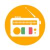Radios Italia FM (Italia Radio, FM Italy Radios) - Include RAI Radiouno, Radio RAI, Virgin Radio Italia, RTL 102.5 FM, Radio 105, Radio Subasio