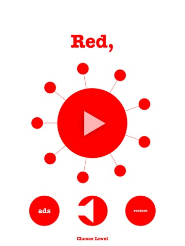ReD - The puzzle game that's so easy yet so hard!-ipad-0