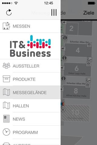 Messe Stuttgart screenshot 1
