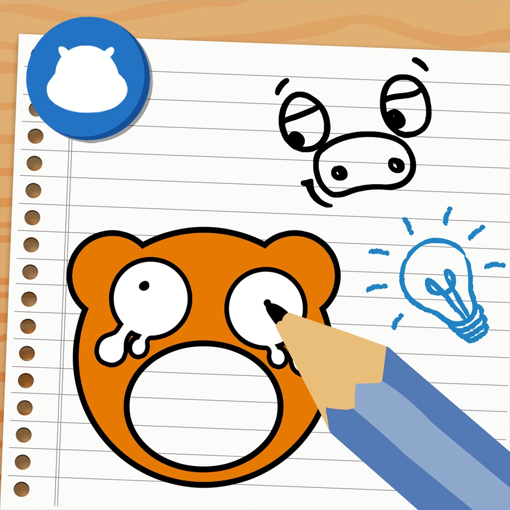 《河小马学画画-创意添画》是一款有趣可爱的创意画画应用,里面包含40幅精心设计的创意添画练习稿。其中有缺了主人的雨靴、飞起来的轮子、被咬了一口的橙子每一张只有一点点小提示,小朋友要发挥想象力把画面补充完整哦! - 40张超级好玩的创意添画练习稿:让你从此爱上画画; - 9种小朋友最爱的画笔:星光笔、彩虹笔、美发笔、荧光笔、水彩笔、彩砂笔、铅笔、蜡笔、麦克笔; - 边画边玩互动游戏:咦!谁在我的画纸上撒上礼物和小花? - 智能画板还会录下画画的全过程,小朋友可通过回放来学习别人的优秀画作; - 一键上传,