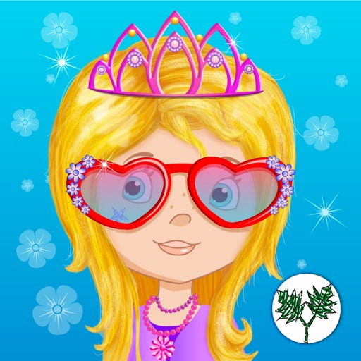 My Little Sunshine- Princess Lily Best Friends Dress up Game
