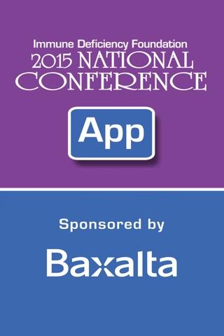 2015 IDF National Conference screenshot 1