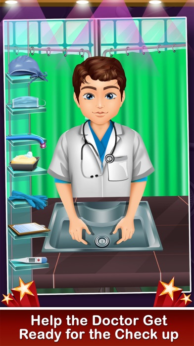 download Celebrity Mommy's Hospital Pregnancy Adventure - new born baby doctor & spa care salon games for boys, girls & kids apps 2