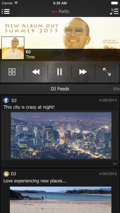 download onTune FM - Stream Free Music, Live Radio, & Videos apps 1