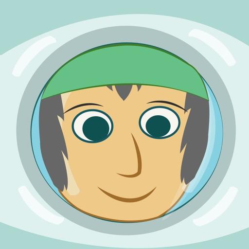 Amazing Space Asteroid Jumper - cool sky racing arcade game iOS App