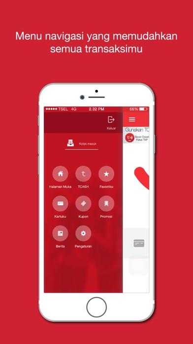 TCASH Wallet di App Store