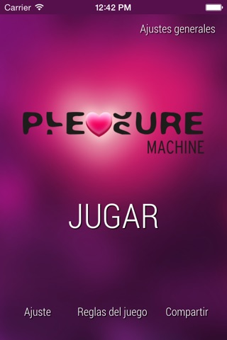 Pleasure Machine - Couple erotic game screenshot 1