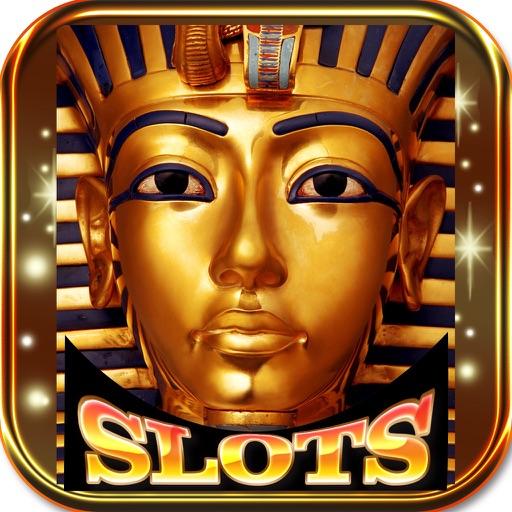 Pharaoh Slots Egyptian Gamble: Casino Wheel Deal Play Slots Bonus Cash Spin iOS App