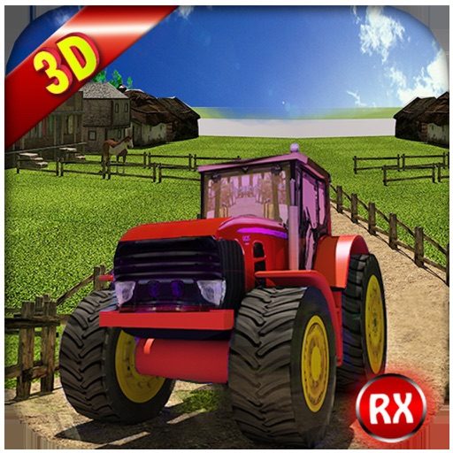 Extreme Tractor Driving PRO - 3D Parking Mania iOS App