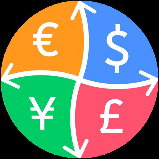 货币转换器: 用最新汇率兑换世界上的主要货币