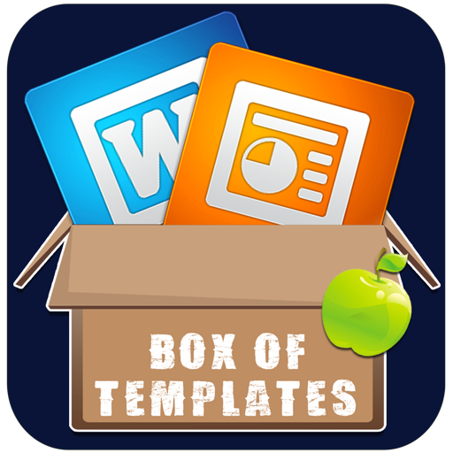 Templates for Word PPT