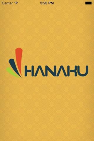 HanakuStore screenshot 1