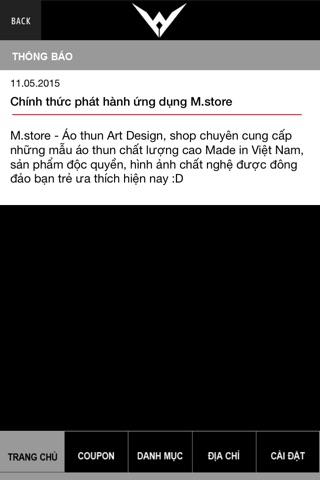 Áo thun Art Design Việt Nam screenshot 3
