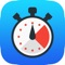 Interval & Round Timer for Boxing, Running, Circuit, and HIIT Training Lite
