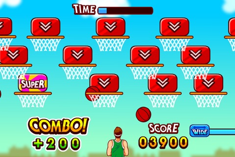 Kids basketball screenshot 3