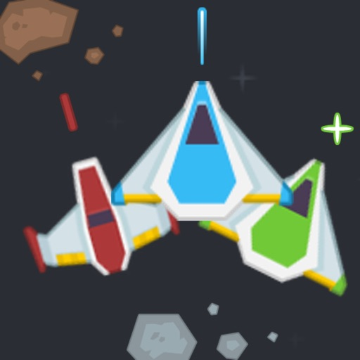 Space Shooter: Retros iOS App