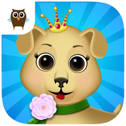 Pet Puppy - Kids Game iOS App