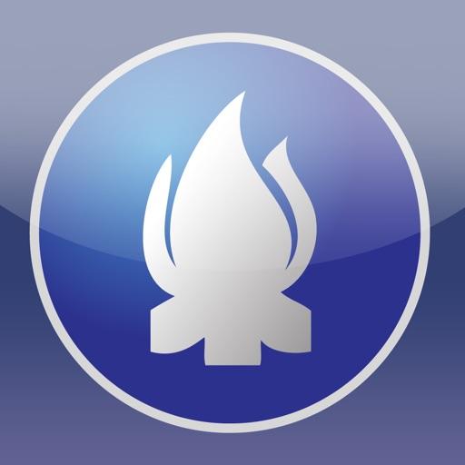 OHub Campfire iOS App