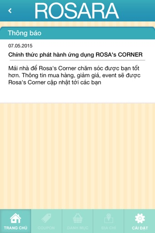 ROSA's CORNER FAMILY screenshot 3
