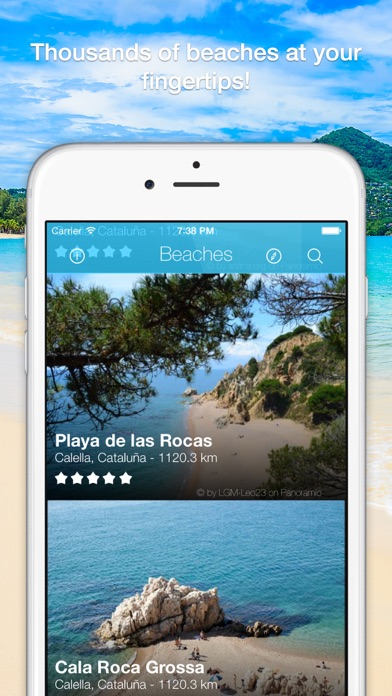download Beach Spot Spain - Beaches in Pocket apps 1