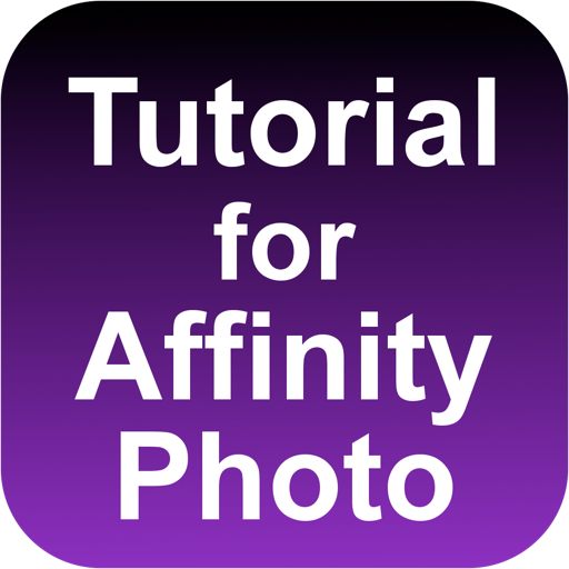 Tutorial for Affinity Photo