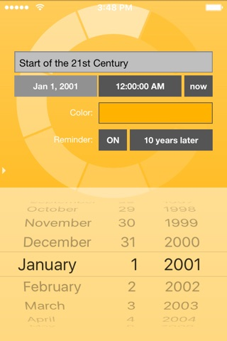 Time Counter screenshot 3