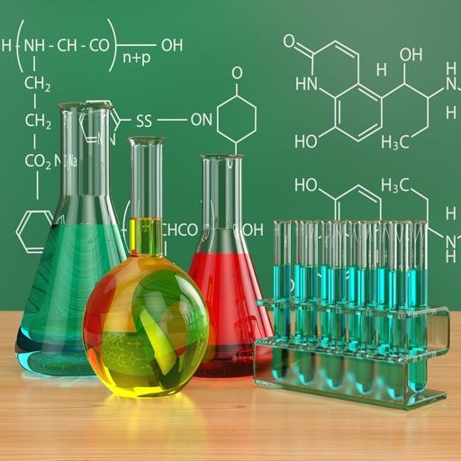 High School Chemistry Quiz iOS App