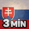 Slowakisch lernen in 3 Minuten