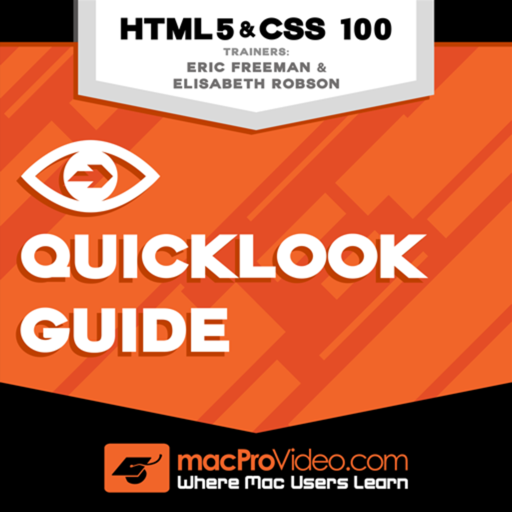 HTML5 and CSS QuickLook Guide