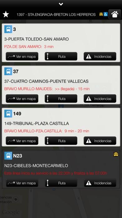 download Transporte de Madrid CRTM apps 0