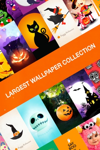 Halloween HD Wallpapers ® Pro screenshot 3