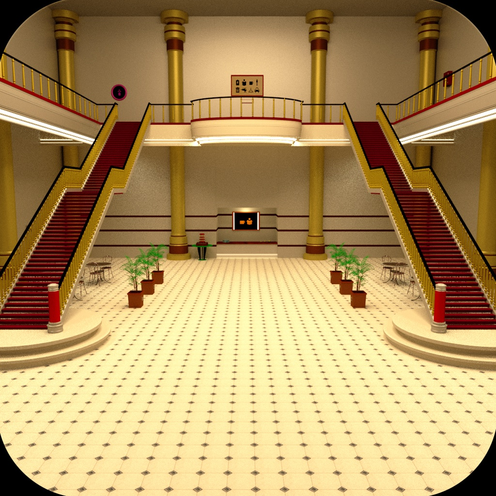 脱出ゲーム Hall