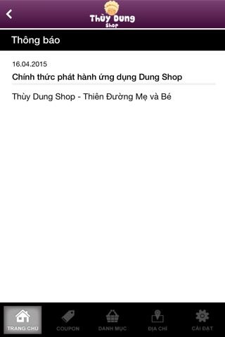 Thùy Dung Shop screenshot 3