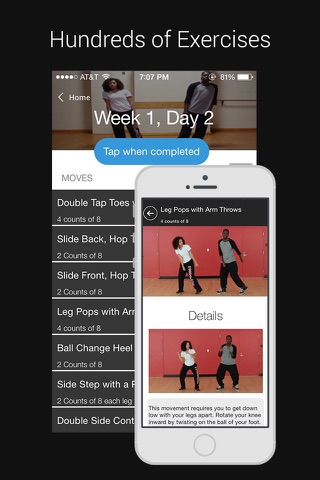 Hip Hop Dance Volume 1 screenshot 2