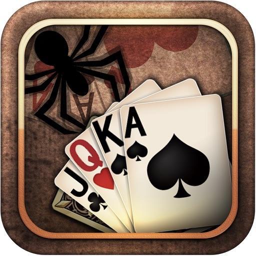 Spider Solitaire iPad edition iOS App