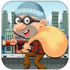 Súper Ladrón Escapada Pro - ciudad loco juego de carreras de escape
