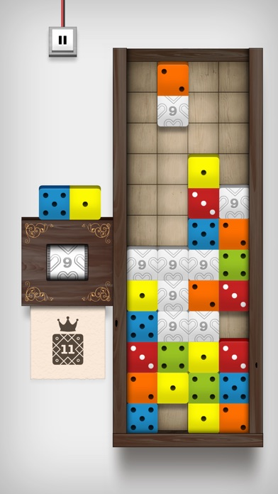 Domino Drop screenshot1