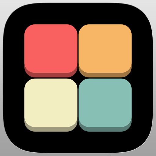 GeoBlocks - The Puzzle Game for your Watch and Phone iOS App