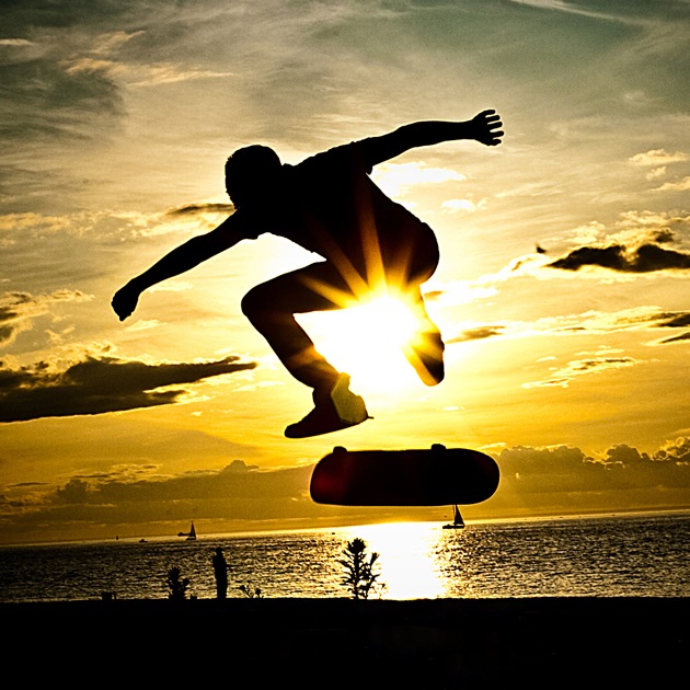 Skateboard Wallpapers & Backgrounds Pro - Home Screen Maker with True Themes of Skate & Skater ...