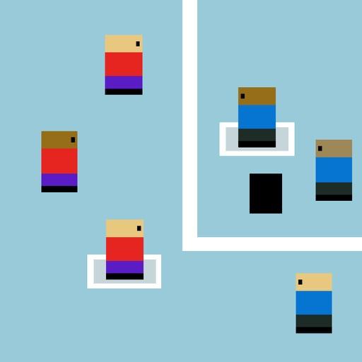 Super Pixel Hockey iOS App