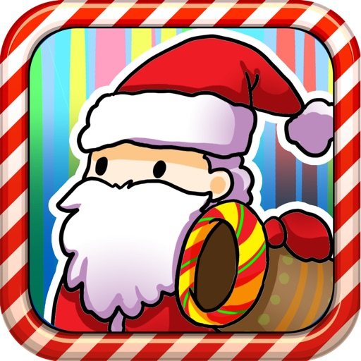 Amazing X-mas Candy Rain Free iOS App