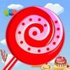 Sweet Candies - Lollipop Candy Match-3 Puzzle Game
