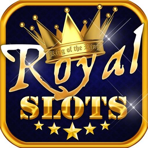 All Slots Royal King Casino HD iOS App