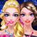 연예인 친구 BFF 화장 뷰티 살롱-스타 소녀 스타일 스파: 메이크업 & 할리우드 공주 & 레드 카펫 패션을 위한 게임 드레스 모델 받음