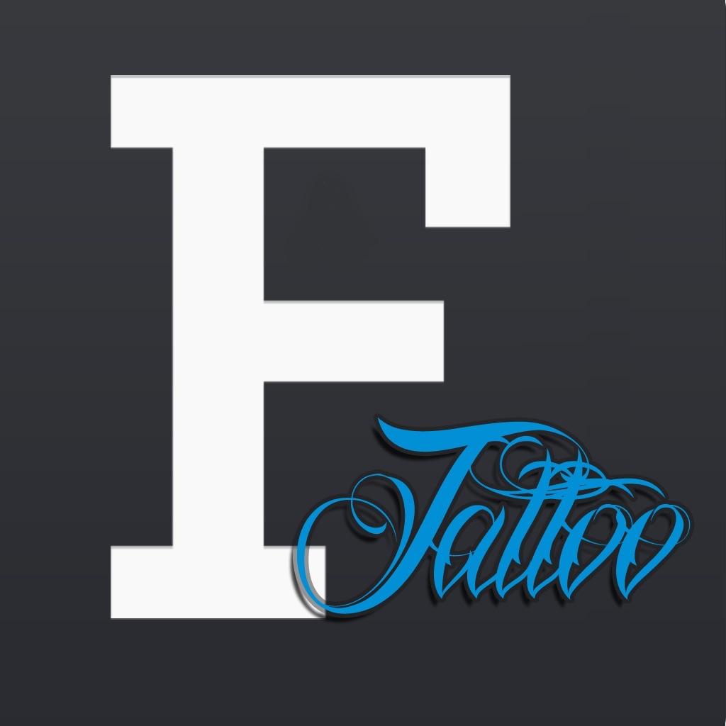 tattoo fonts design your text tattoo on the app store. Black Bedroom Furniture Sets. Home Design Ideas