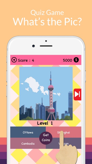 download Fun Geography Exam - Countless funny puzzles from easy to hard are waiting for you apps 1